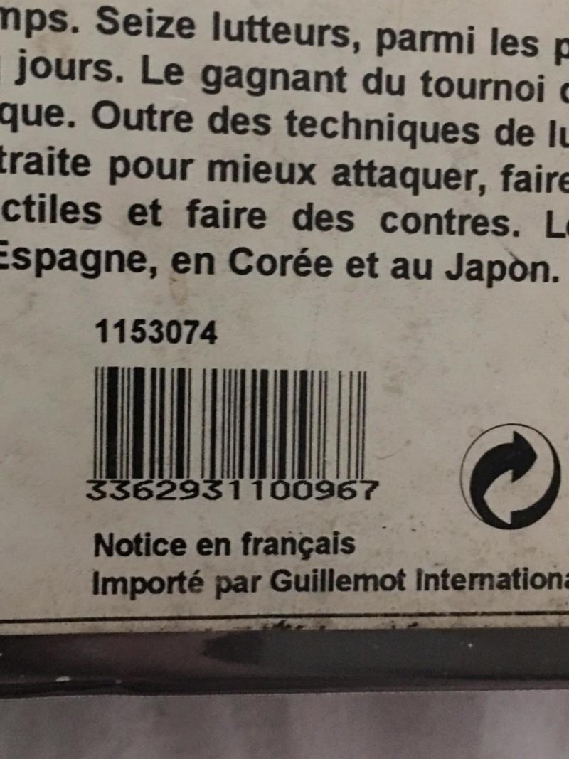 CODE-BARRES AES : sticker en français des versions GUILLEMOT (listing) Wh2j10