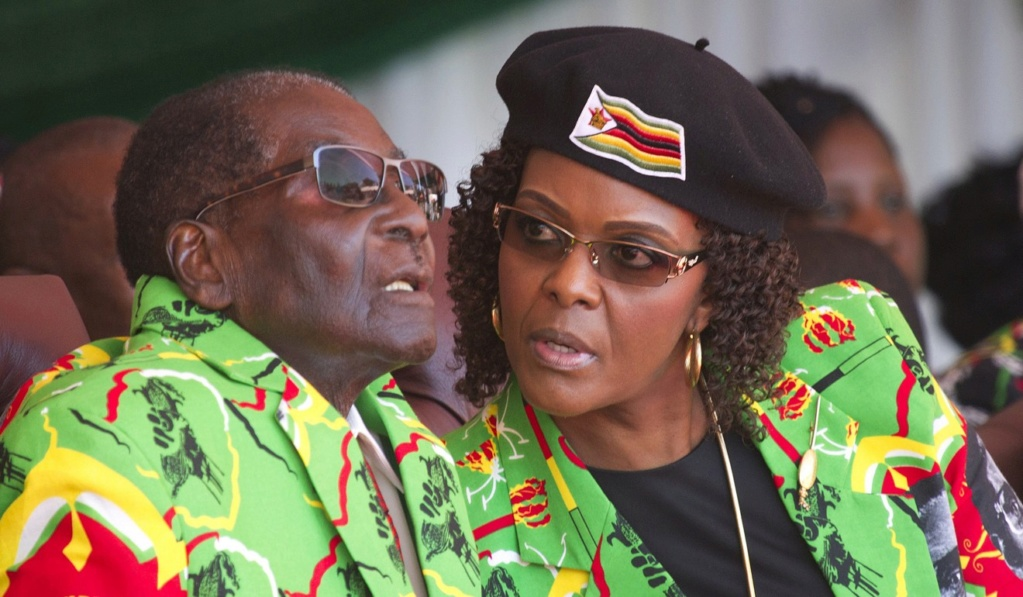 Five leaders' wives and their obscene shopping habits, from Rosmah Mansor and Grace Mugabe to Marie Antoinette B06c6510