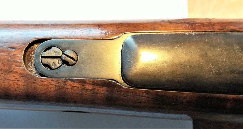 De quel ADN  est donc constitué mon Mauser S/42 de 1937. 20200810