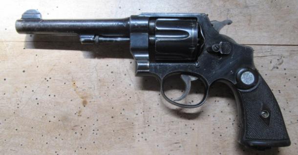 Quel est le modèle de ce revolver? 69886610