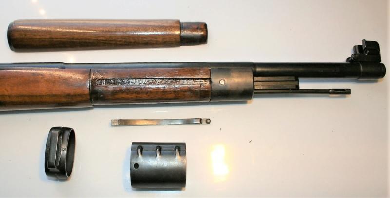 De quel ADN  est donc constitué mon Mauser S/42 de 1937. Img_0812