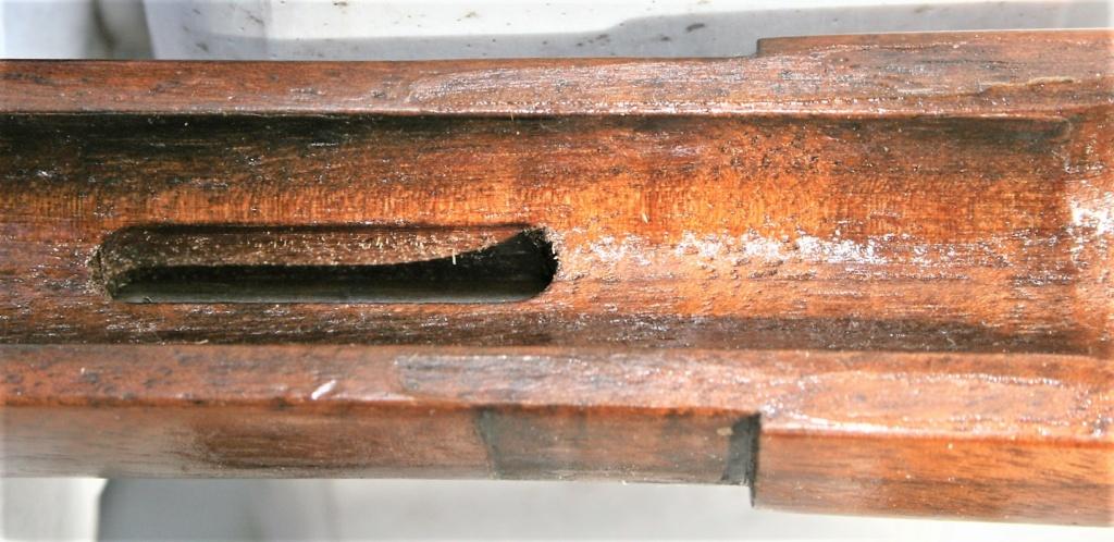 De quel ADN  est donc constitué mon Mauser S/42 de 1937. Img_0814