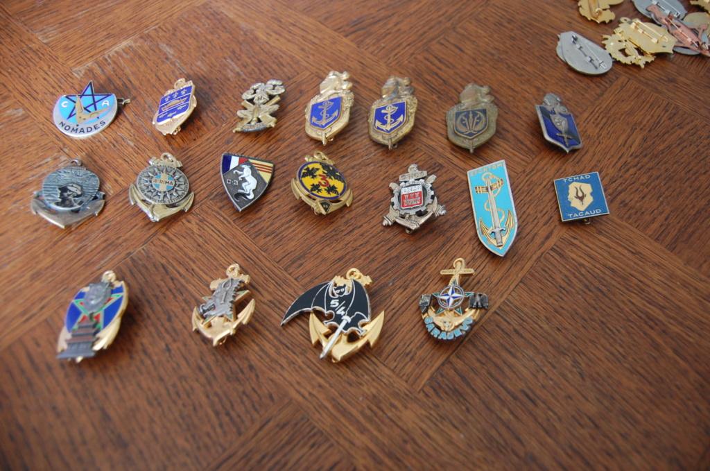 insignes pucelles, béret, bonnet de police  Dsc_1512