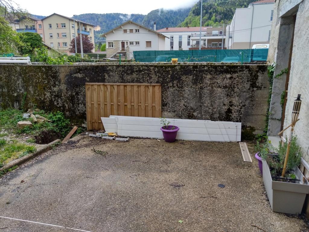 Projet terrasse bois à l'étage : comment faire pour pas tout prendre sur la tète :)  Img_2042