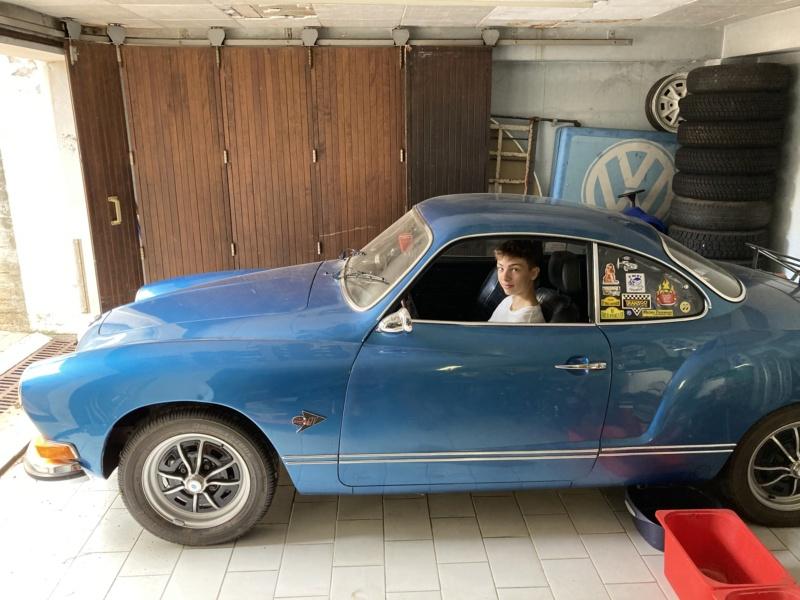 Karmann Ghia 1973 Alaska blue metallic !!! - Page 12 26a6c310