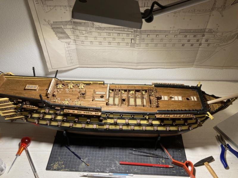 HMS Victory / Mantua, 1:98 - Seite 3 Deckau10