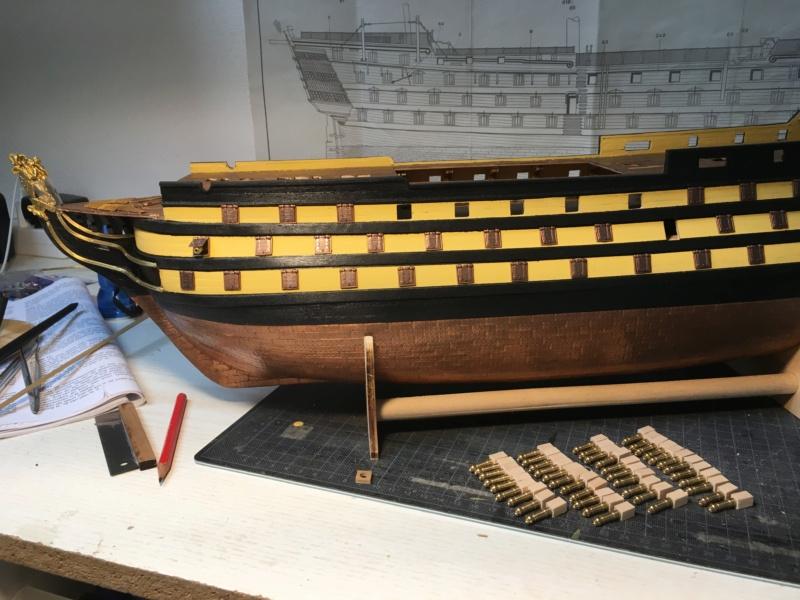 Baubericht HMS Victory 1:98 von Mantua - Seite 3 Img_1614