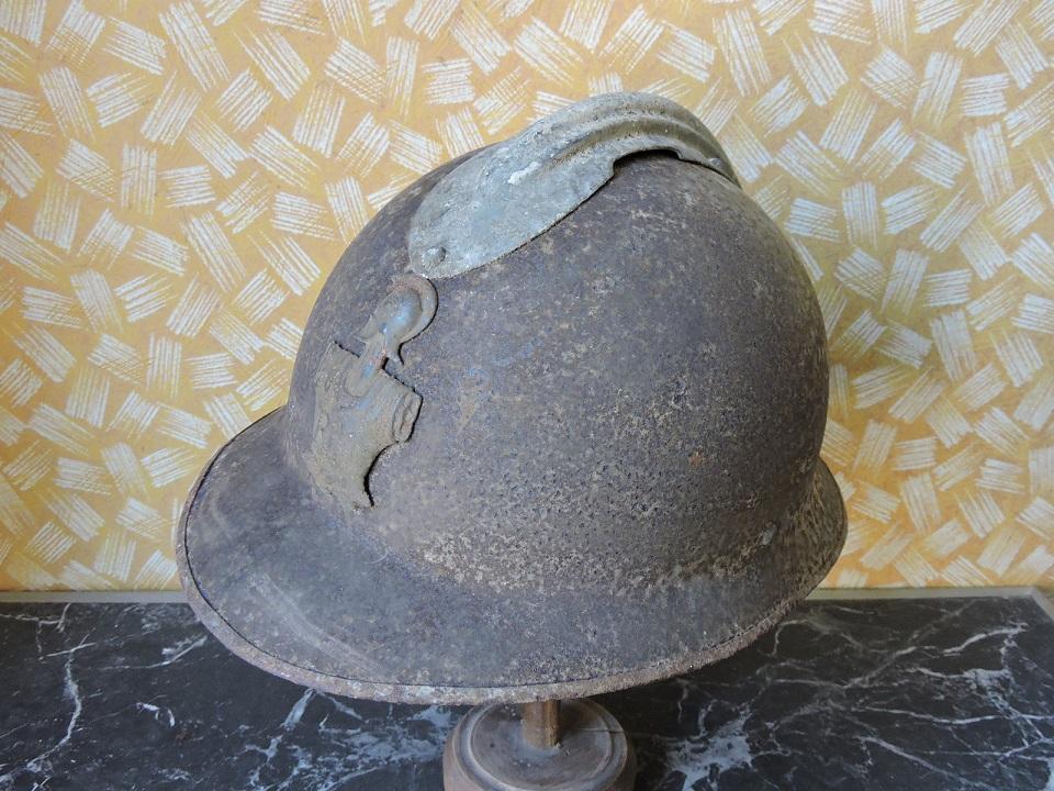 casque adrian WW2 du génie 3a828d10