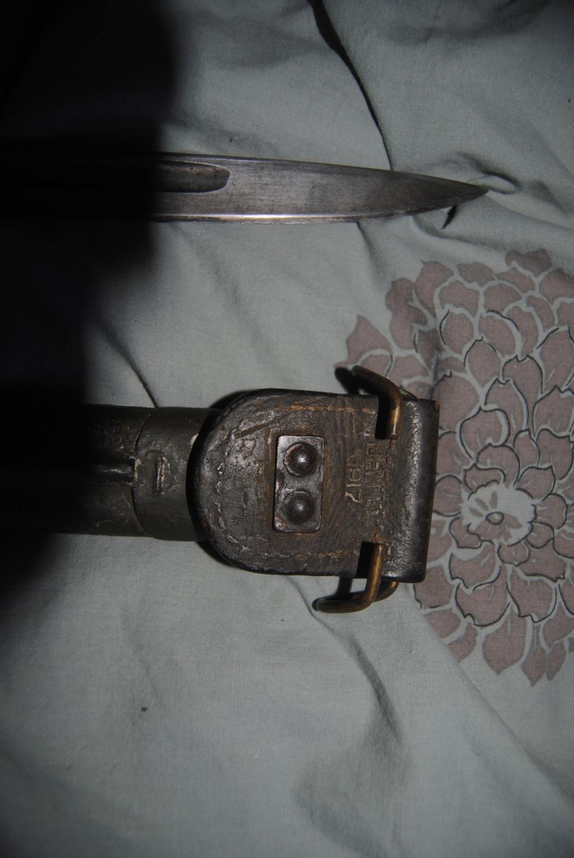 baionnette remington  1913 avec fourreau 1917 Dsc_0112