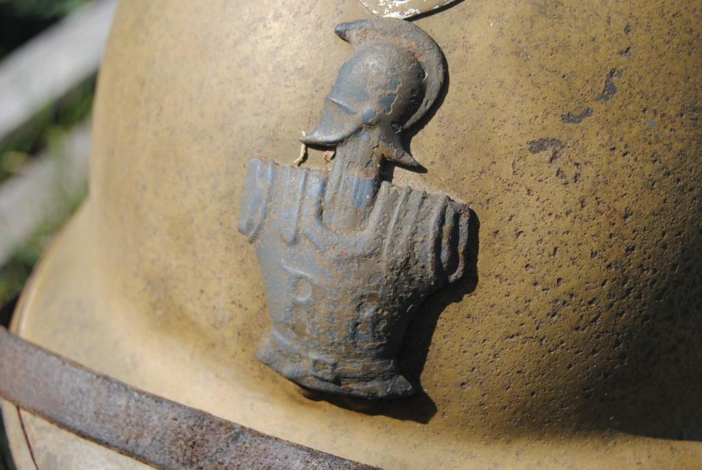 casque adrian WW2 du génie Dsc_0211