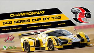 Championnat SCG Séries Cup By T2G