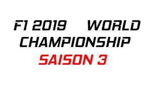 F1 2019 WORLD CHAMPIONSHIP BY T2G SAISON 3