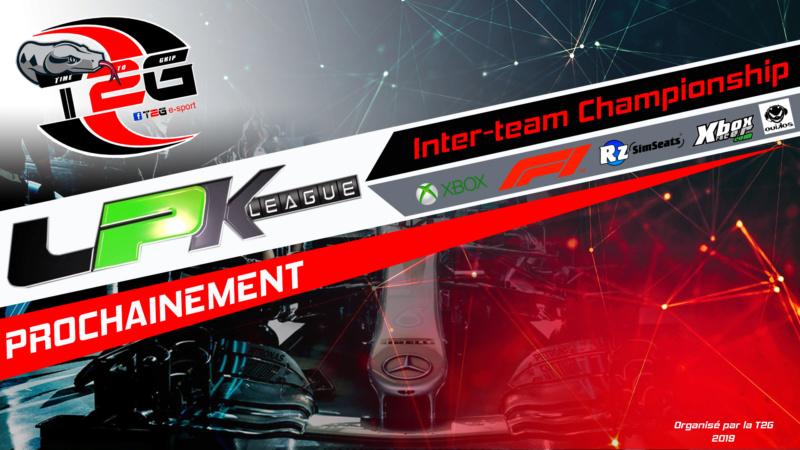 INSCRIPTION AU LPK XBox F1 Play Inter-Team Championship BY T2G Lpk_t210