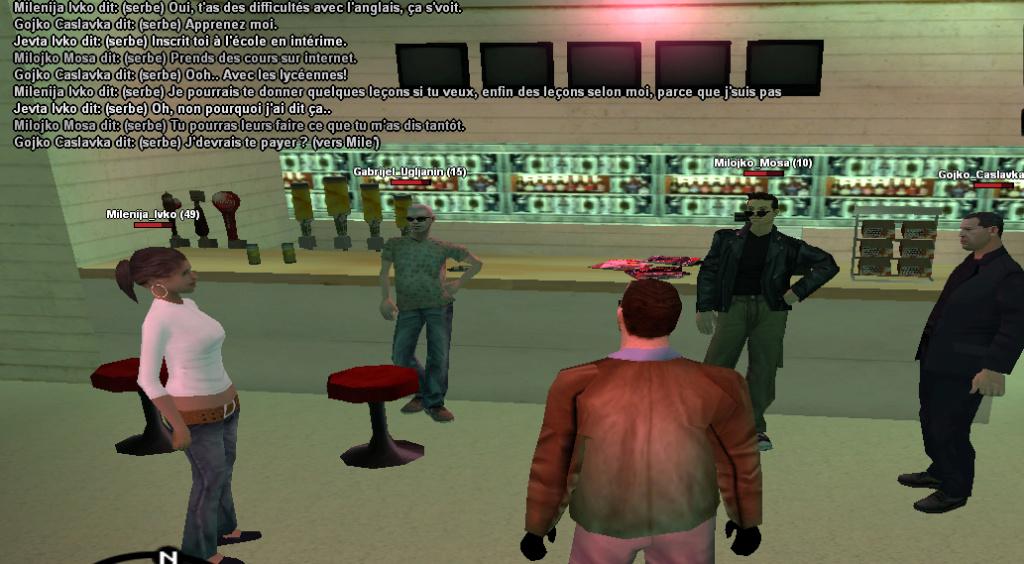 Naša Stvar Organization   Part.I Screen21