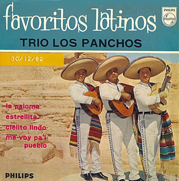 Los Panchos - 1956 a 1961 1962_f10