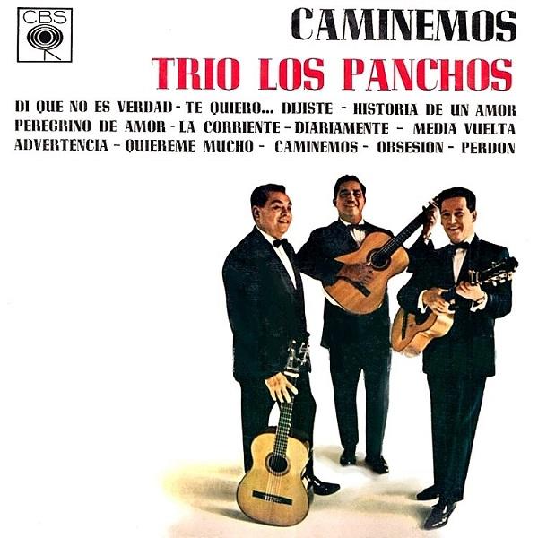 Los Panchos - 1956 a 1961 1964_c10