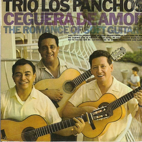 Los Panchos - 1956 a 1961 Ceguer10