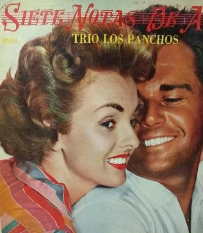 Los Panchos - 1956 a 1961 Front639