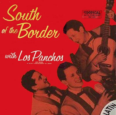 Los Panchos - 1956 a 1961 South_10