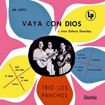 Los Panchos - 1956 a 1961 Vaya_c10