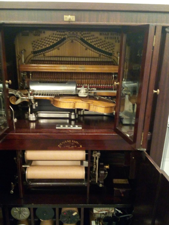 2º Aniversário do Museu da Música Mecânica Img_2012