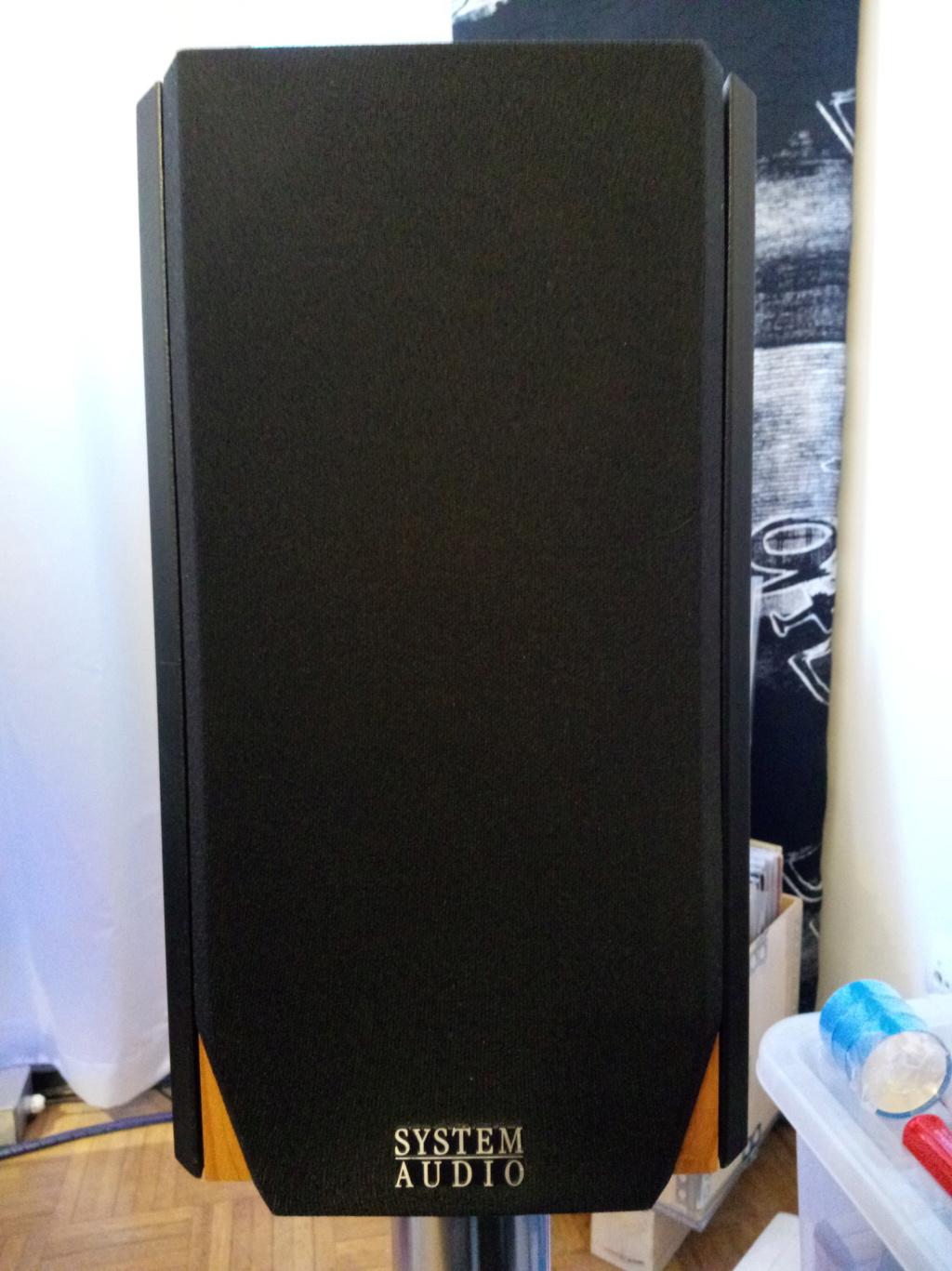 Colunas System Audio 1110 Img_2028