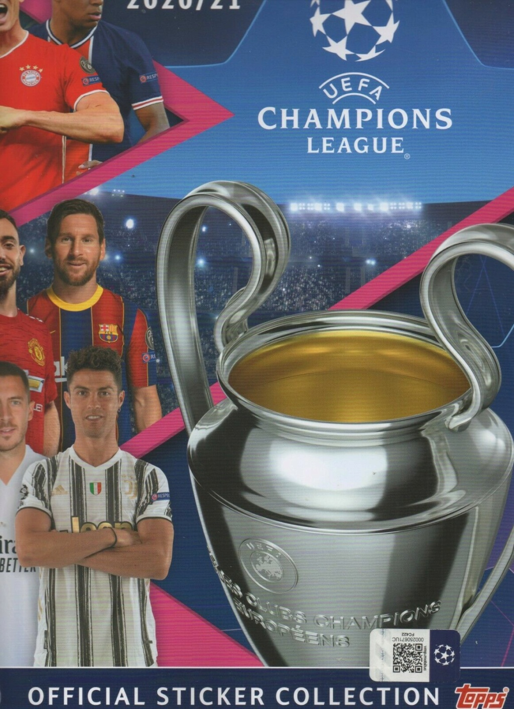 Champions League 2020-2021 (1-582) S-l16012
