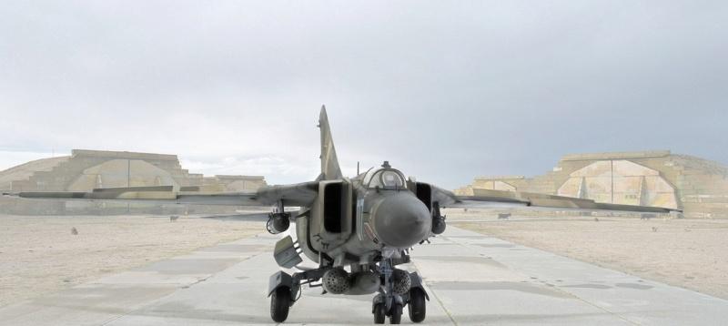 МИГ-23 МЛД Трумпетер 1/32 0011