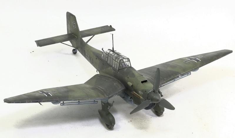 Ju-87B, 1:32, Trumpeter 1033