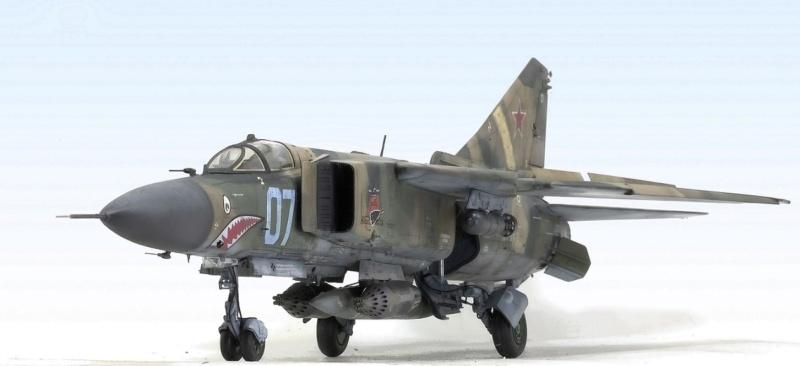 МИГ-23 МЛД Трумпетер 1/32 1035