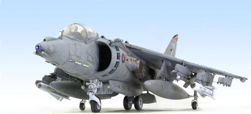 BAe Harrier GR.7 (RAF service) Trumpeter 02287 1/32 1037