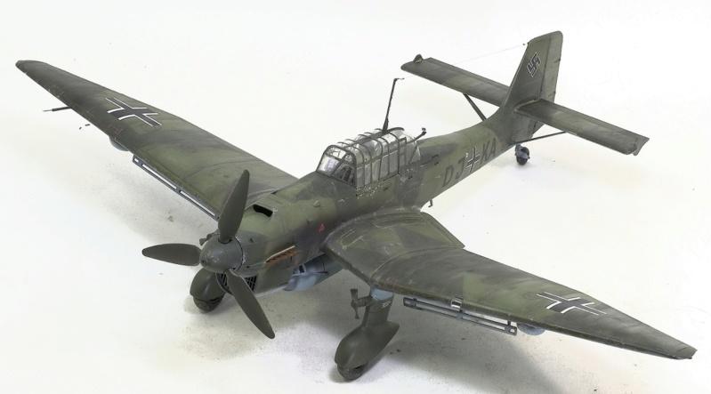 Ju-87B, 1:32, Trumpeter 1134