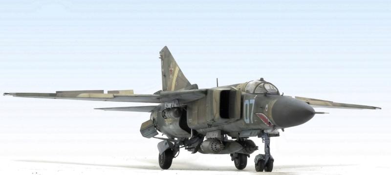 МИГ-23 МЛД Трумпетер 1/32 1136