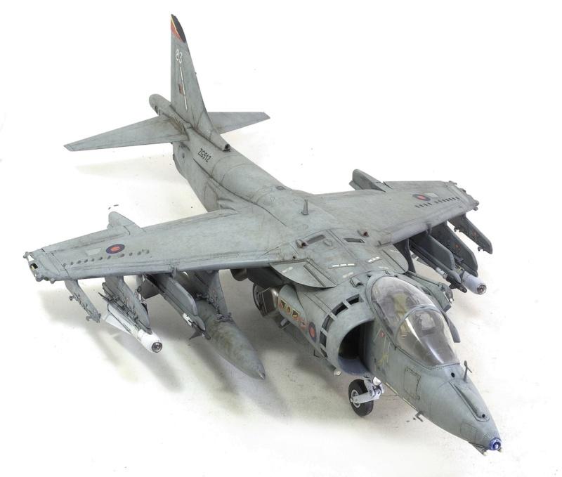 BAe Harrier GR.7 (RAF service) Trumpeter 02287 1/32 1138