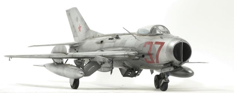 МИГ-19С. Трумпетер 1/32. 114