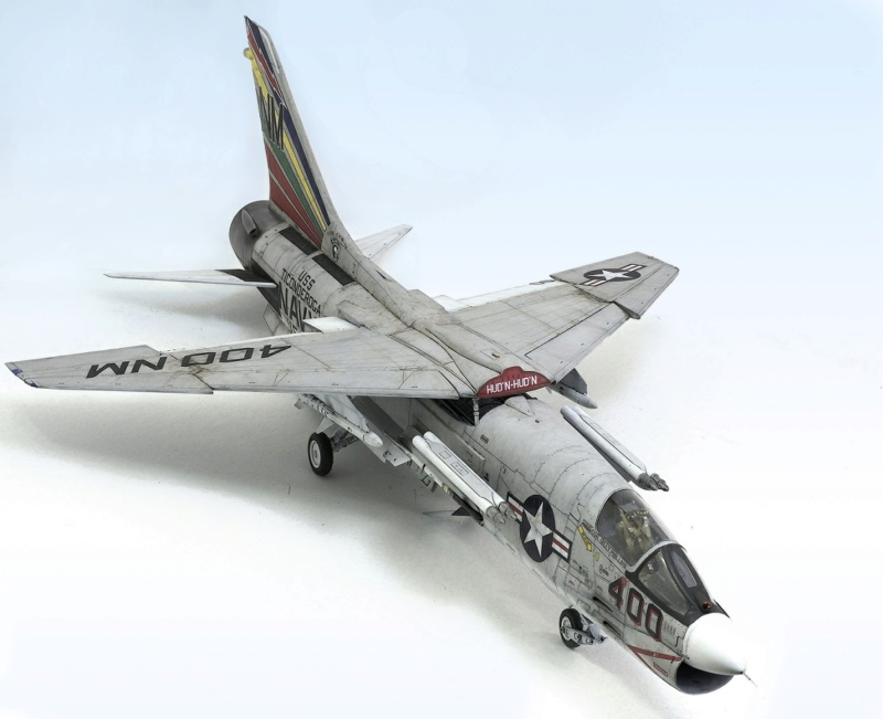 F-8E CRUSADER TRUMPETER 1/32 1141