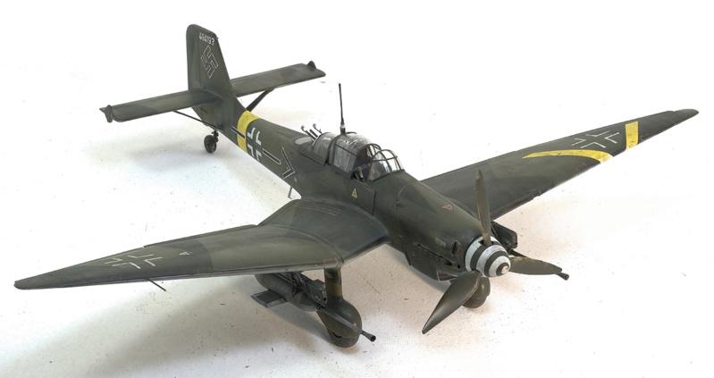 Ju-87G Hasegawa 1/32 1144