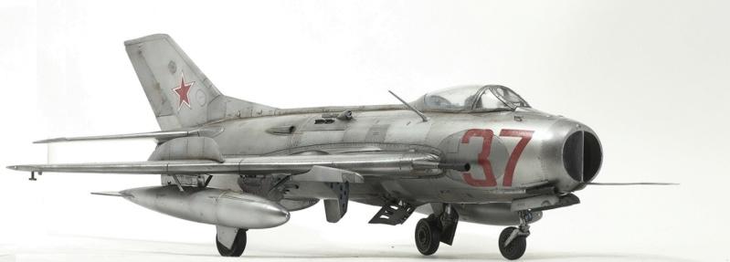 МИГ-19С. Трумпетер 1/32. 116