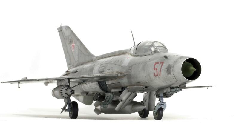 МИГ-21 Ф-13. Трумпетер 1/32. - Страница 2 119