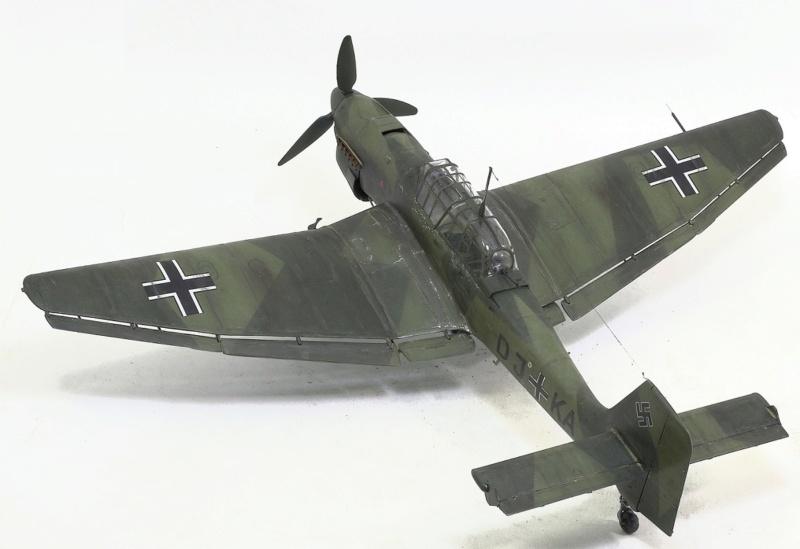 Ju-87B, 1:32, Trumpeter 1234