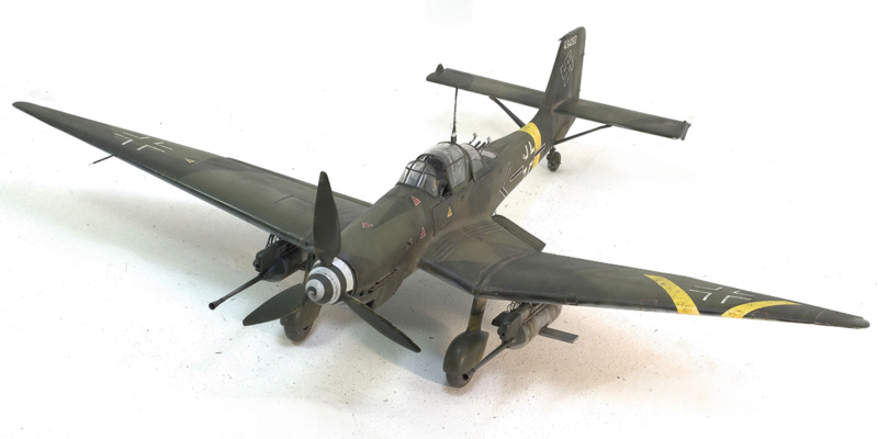Ju-87G Hasegawa 1/32 1245