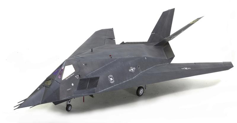 Lockheed F-117 Nighthawk. Trumpeter 1/32. 1332