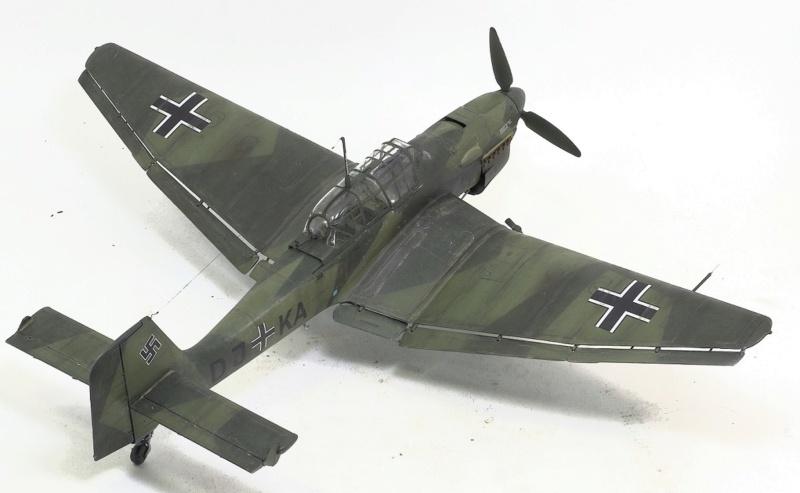Ju-87B, 1:32, Trumpeter 1334