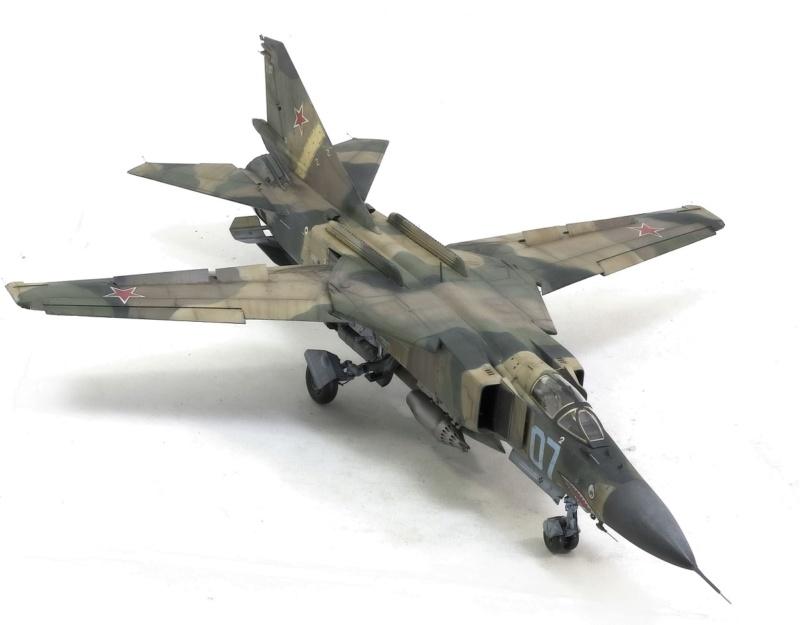 МИГ-23 МЛД Трумпетер 1/32 1336