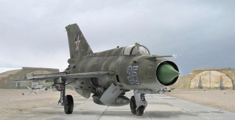 MiG-21МФ 02218 Trumpeter 1/32 - Страница 2 137