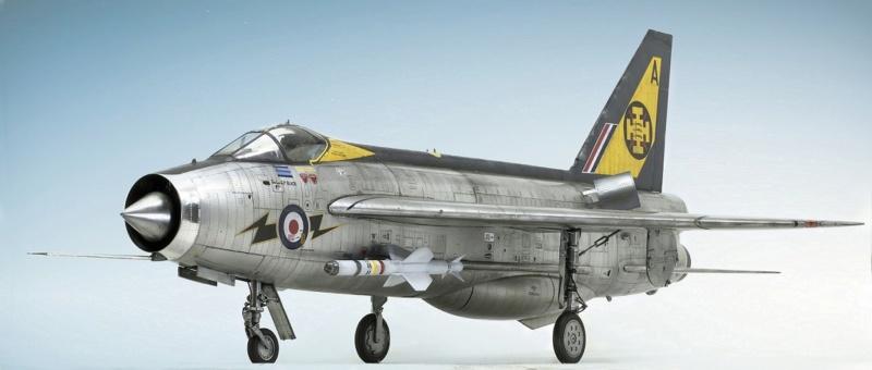 Lightning F.Mk.3 Trumpeter 1/32 13_hf10