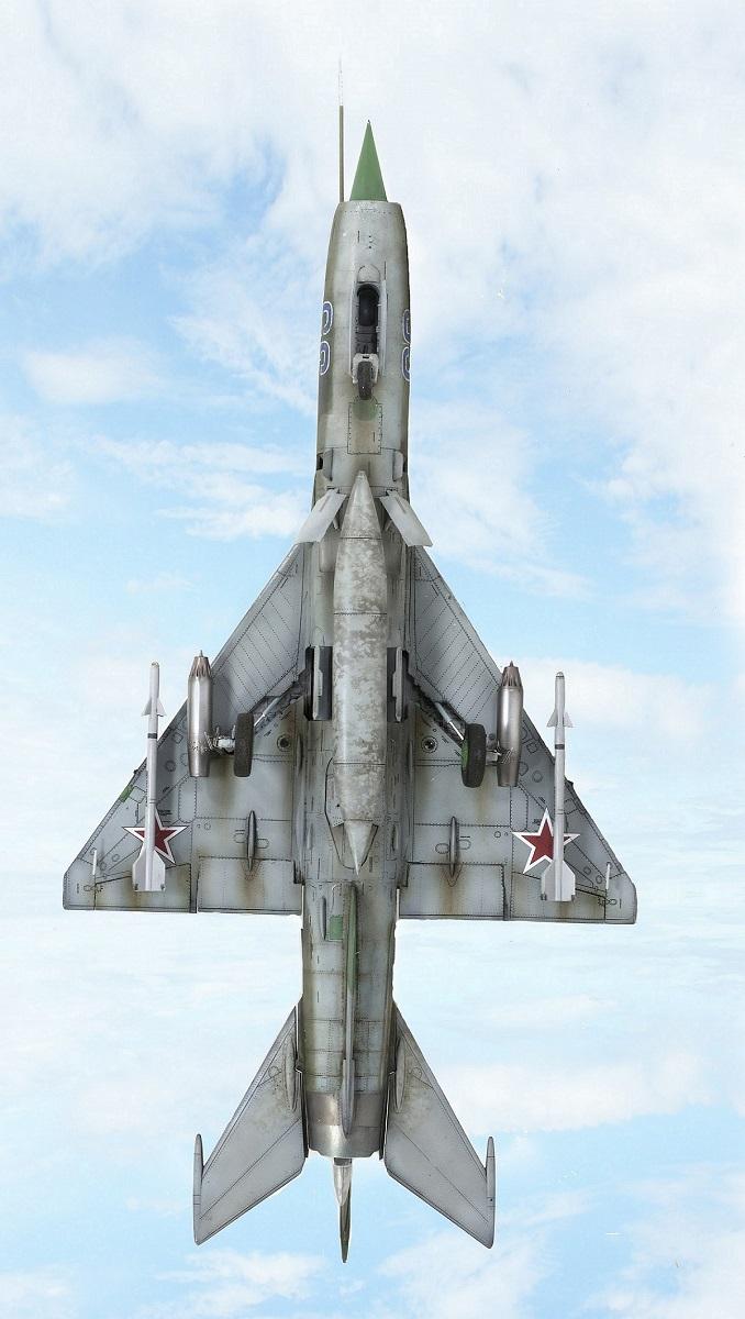 MiG-21МФ 02218 Trumpeter 1/32 - Страница 2 1432