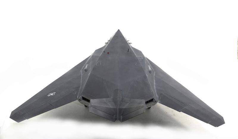 Lockheed F-117 Nighthawk. Trumpeter 1/32. 1433