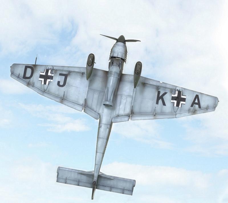 Ju-87B, 1:32, Trumpeter 1435