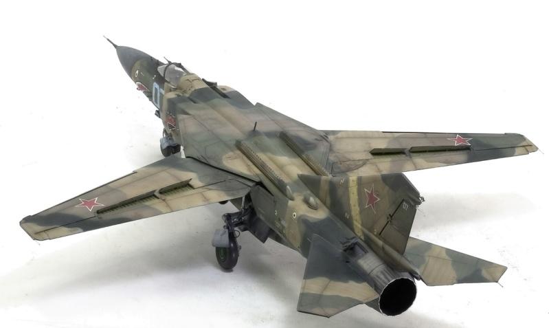 МИГ-23 МЛД Трумпетер 1/32 1437